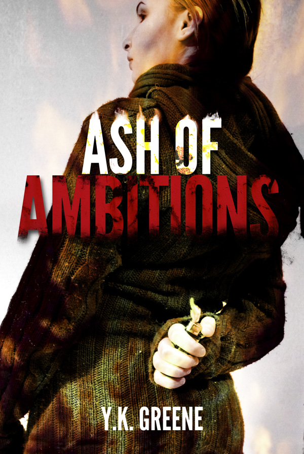 Ash of Ambitions Book Cover