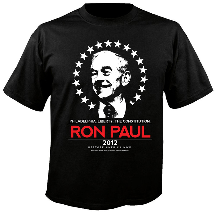 Ron Paul 2012 - Philadelphia Fundraiser Shirt